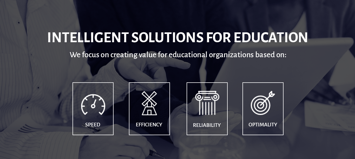 Leading Educational Software & Solutions Company India